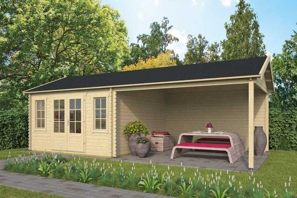 Gartenhaus Kwaspa