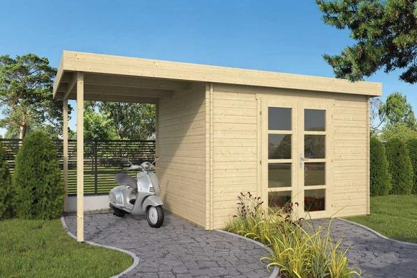 Gartenhaus Extramodern
