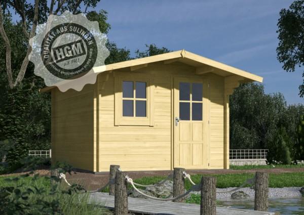 Gartenhaus Roding 44 D