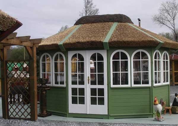 Pavillon - Garden Queen E