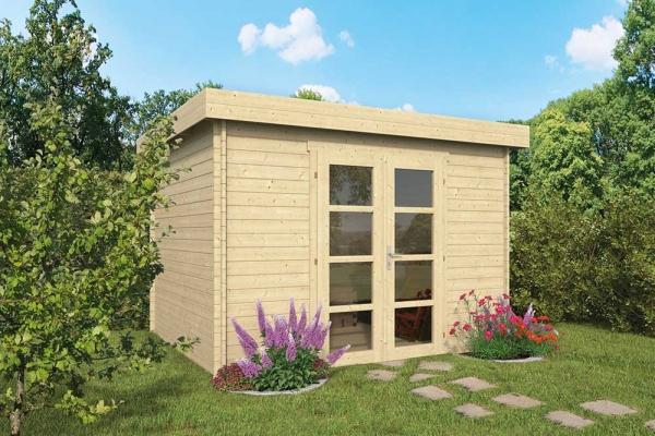 Gartenhaus Hypermodern