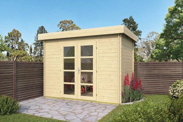 Gartenhaus Minimodern