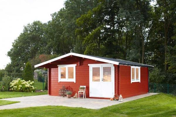 Gartenhaus Nordkap 70-G
