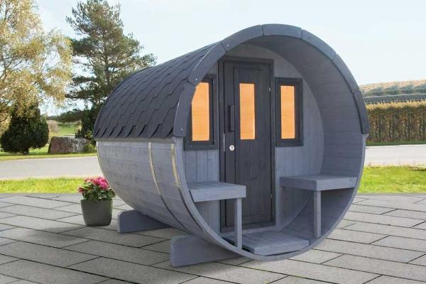 Saunafass Basic 250 Bausatz