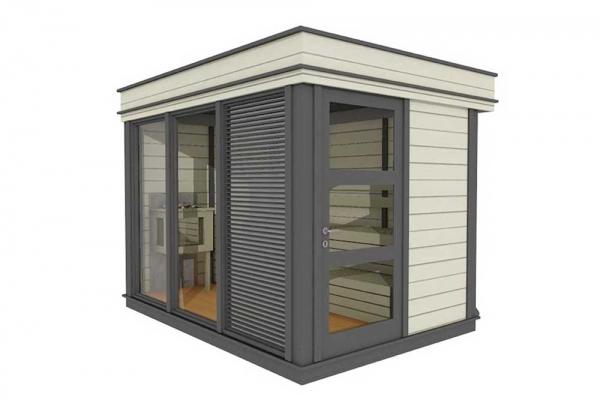 Sauna Paradiso 3x2 (1-Raum)