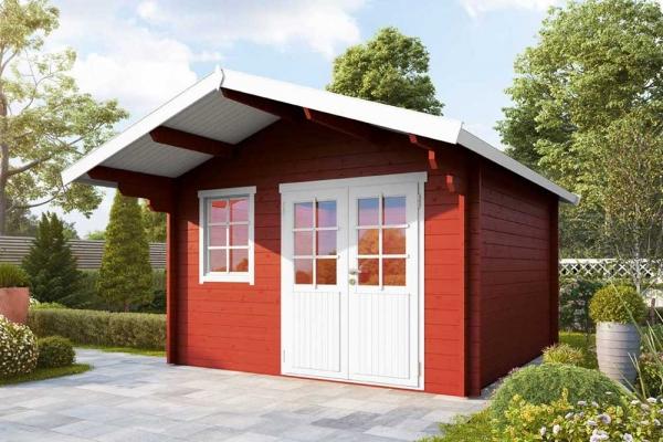 Gartenhaus Lisa 44-C