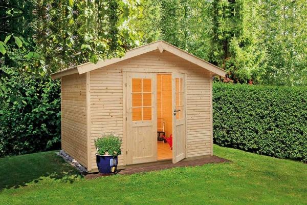 Gartenhaus Klassik Softline 3024