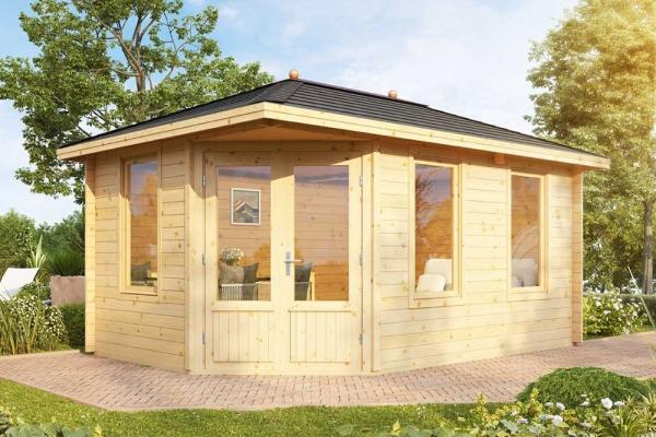 Gartenhaus Anna 40-A1
