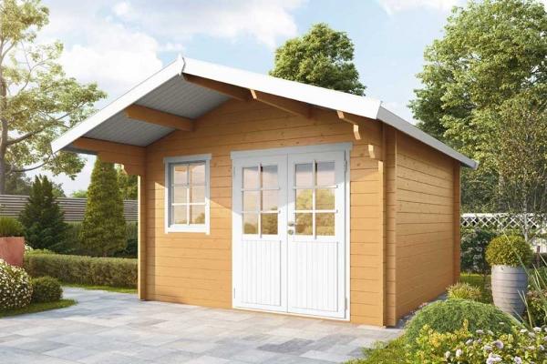 Gartenhaus Lisa 44-B
