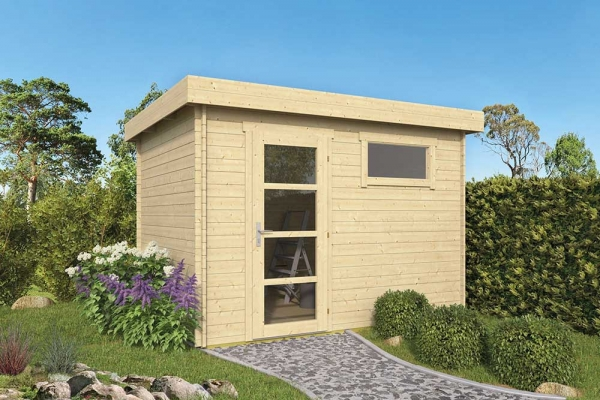 Gartenhaus Ultramodern