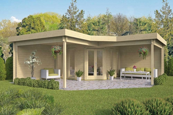 Gartenhaus Jutka