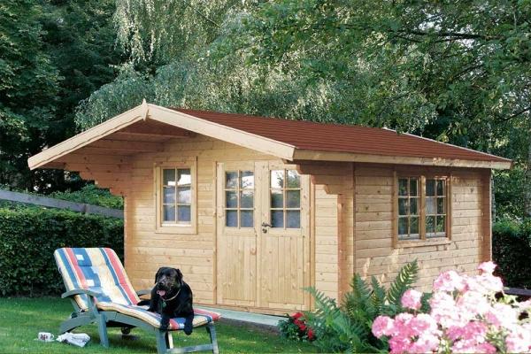 Gartenhaus Nordkap 70-L