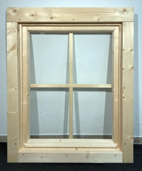 HGM Einzelfenster - Standard rechts
