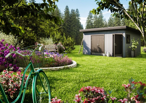 Gartenhaus Kalle 13,5 m²