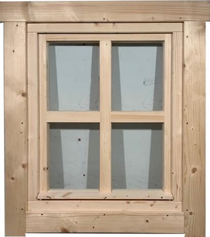 Einzelfenster (Nr. 107)
