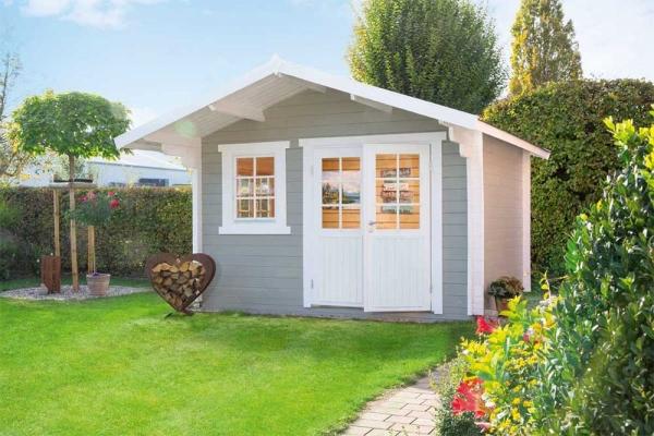 Gartenhaus Lisa 44-A XL