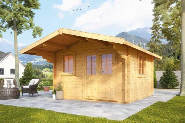 Gartenhaus Nordkap 70-A XL