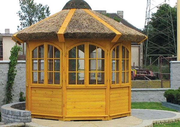 Pavillon - Rosa C