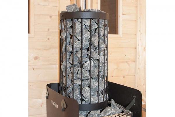 Steinkorb für Harvia M3-Holzofen