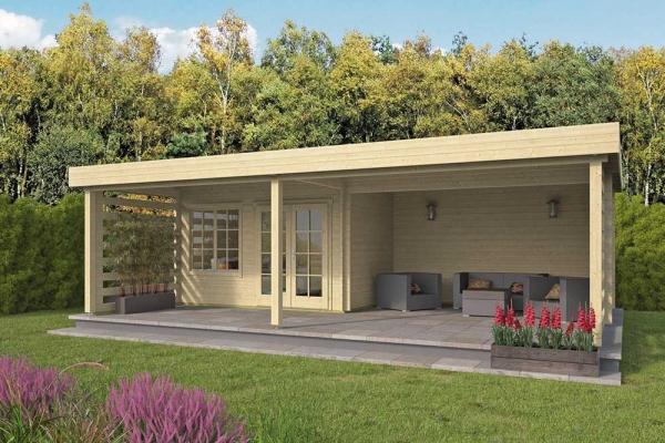 Gartenhaus Lilou