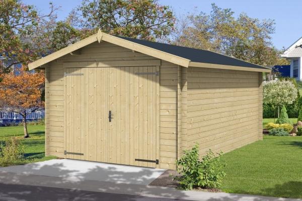 Garage Mauritius - farbig