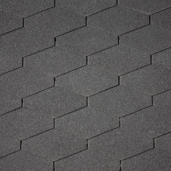 Bitumen - Hex - Dachschindeln