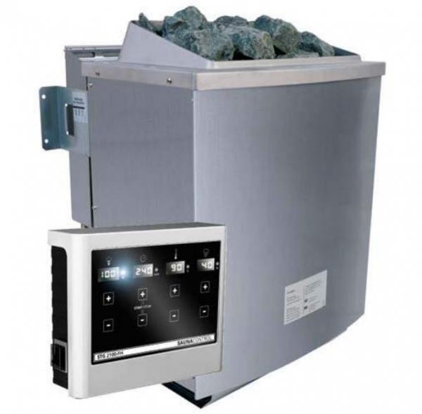 Ofen Elektrisch: Bioofen mit externer Steuerung