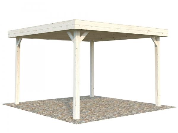 Pavillon Lucy 12,2 m² - unbehandelt