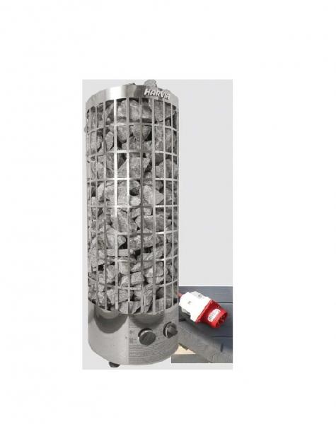 Ofen Elektrisch: Set für Saunafass Bausatz