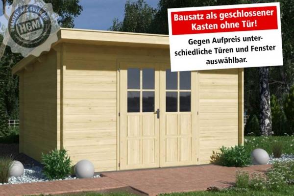 Gartenhaus Jubi Achim 44-C imprägniert